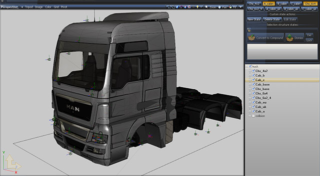 zmodeler forum view topic   euro truck simulator 2 pmd